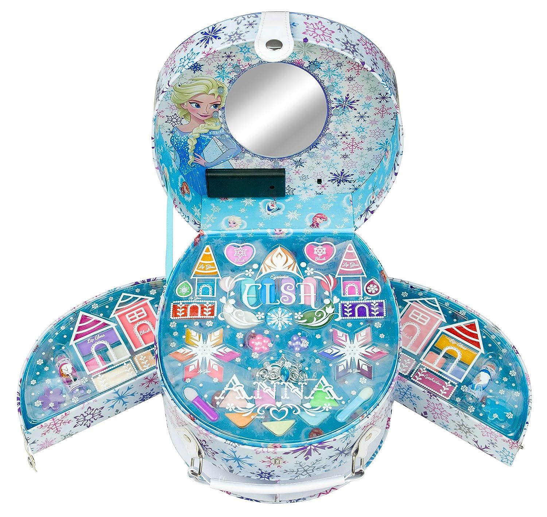 ICY GLOW BEAUTY VANITY CASE! LITTLE GIRL MAKEUP!: Amazon.co.uk: Beauty