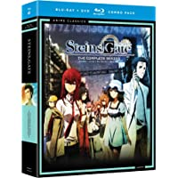 Steins Gate Complete Series Classic on Blu-ray