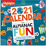 Image for Highlights 2021 Almanac Calendar