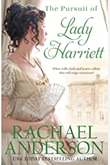 The Pursuit of Lady Harriett (Tanglewood Book 3) Kindle Edition