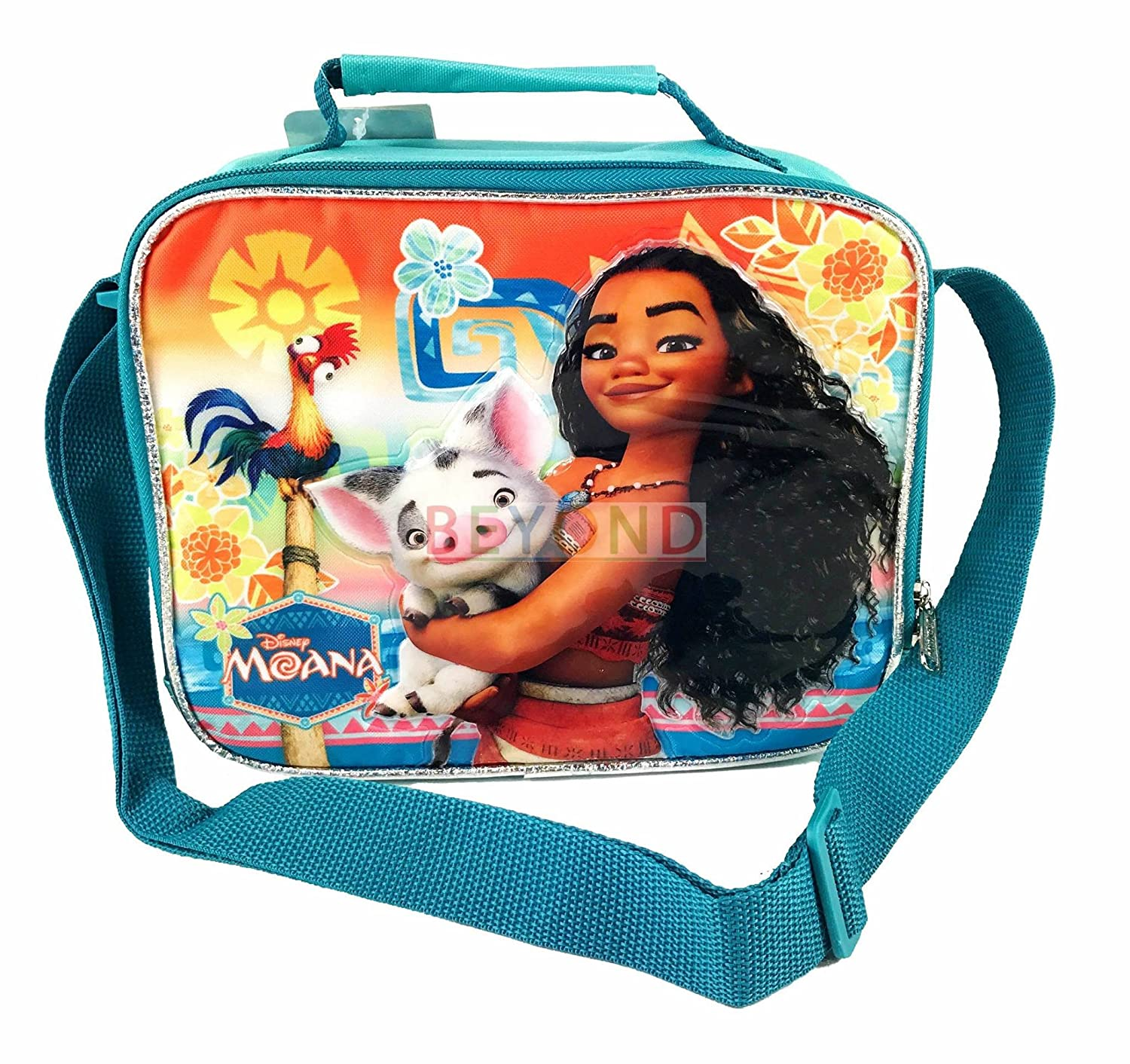 Disney Moana & Pua Insulated Lunch Bag for Children Ruz