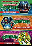 Teenage Mutant Ninja Turtles (Teenage Mutant Ninja Turtles: The Original Movie / Teenage Mutant Ninja Turtles II: The Secret of the Ooze / Teenage Mutant Ninja Turtles III: Turtles in Time)