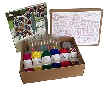 Amazing Häkel Setweidenkorb Mit Crochet Haken Set Ideal Für Diese