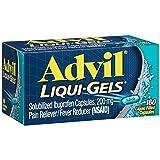 Advil Liqui-gel, 200 mg, 160 count Box