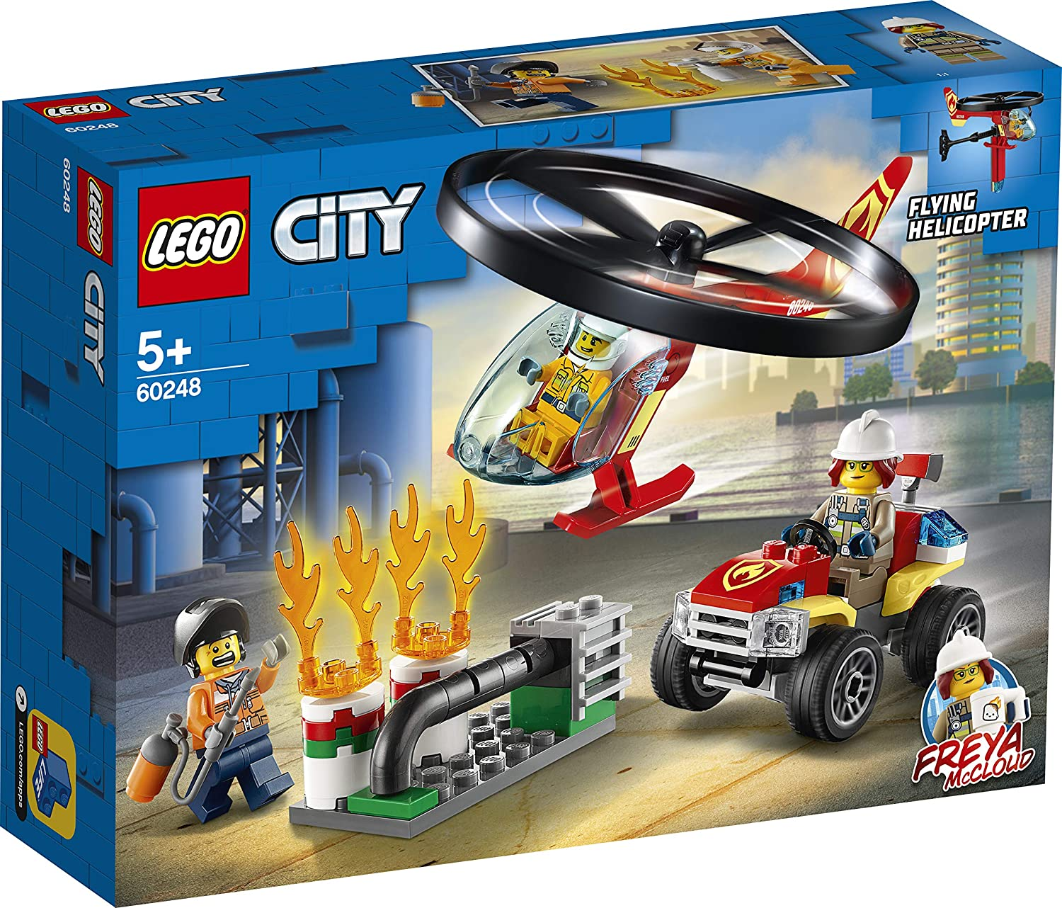 Harl Hubbs Polybag Set  952018 Free UK Postage LEGO CITY