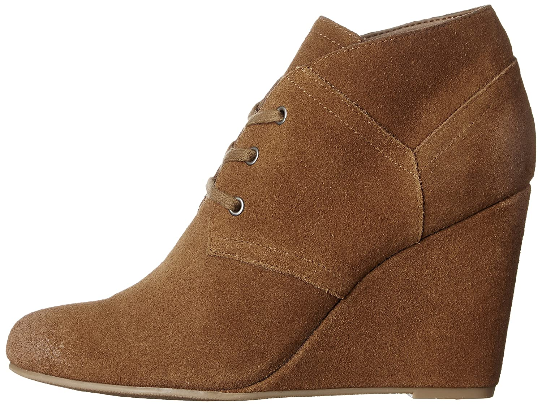 Dolce Vita 10 Women's Gwen Ankle Bootie B01DLBQJM2 10 Vita B(M) US|Dark Saddle d58f66