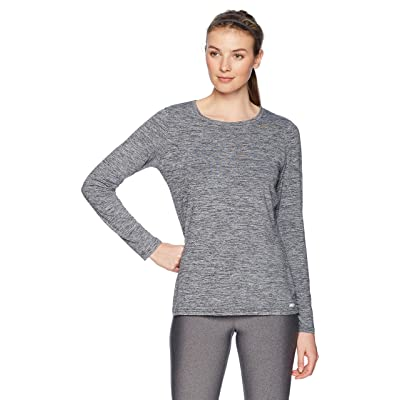 Essentials Women's Tech Stretch Long-Sleeve T-Shirt: Clothing