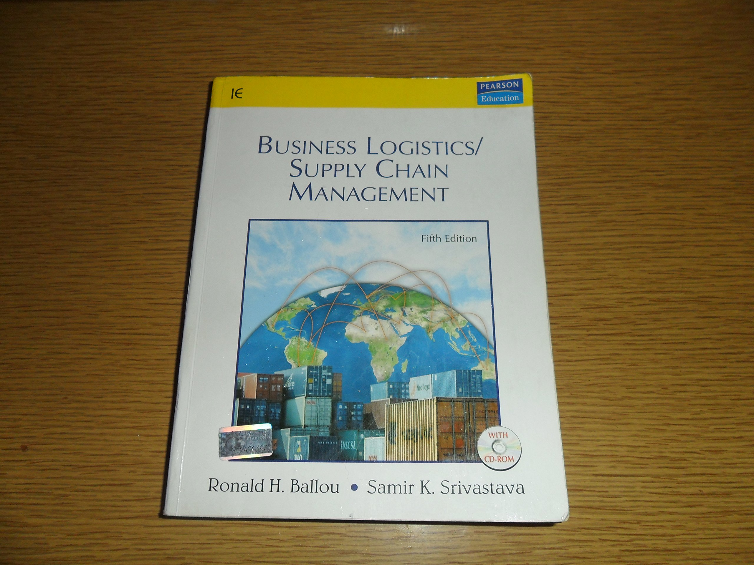 business logistics supply chain management fifth edition