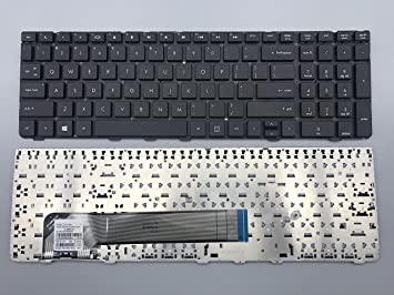 US Black New keyboard FOR HP 4530S 4535S 4730S 4735S Laptop Keyboard English without frame