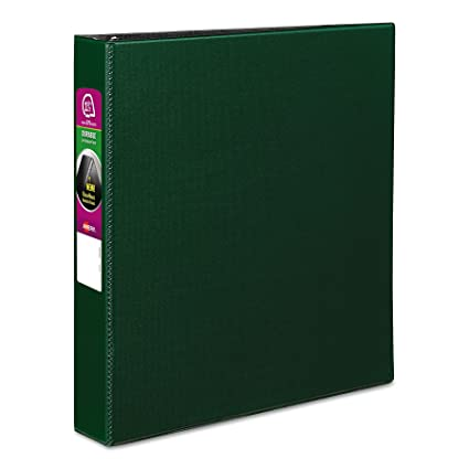 Avery 27353 Durable Binder With Slant Rings 11 X 8 1 2