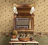 Chesapeake TLL01592B Attitash Deer Camp Wallpaper