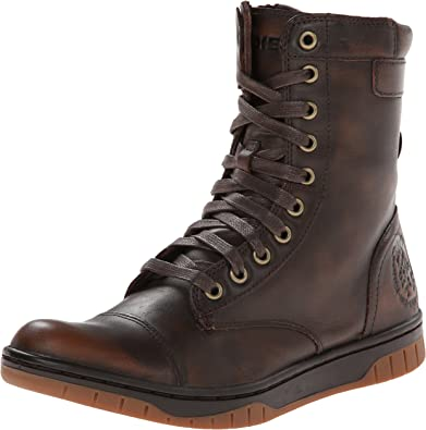 Diesel D-Blaast Mens Coffee Bean Sneakers
