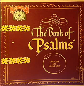 Talking Book, Audio Book Company - The Book of Psalms