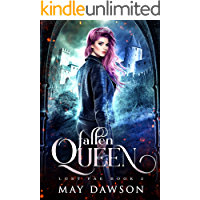 Fallen Queen (Lost Fae Book 2) book cover