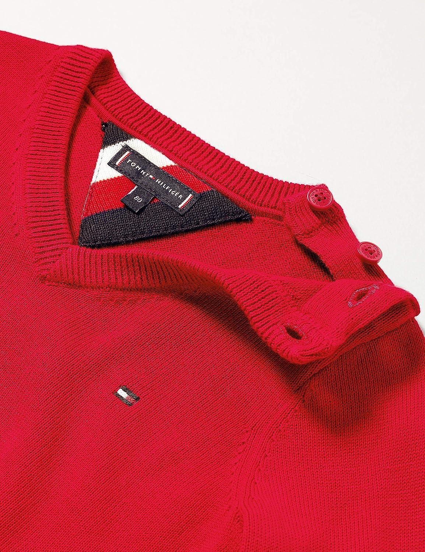 Tommy Hilfiger Boys Essential V Neck Sweater Hoodie