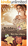 A Mail Order Bride for the Sheriff: Mary Ann & Warren (Love by Mail Book 4)