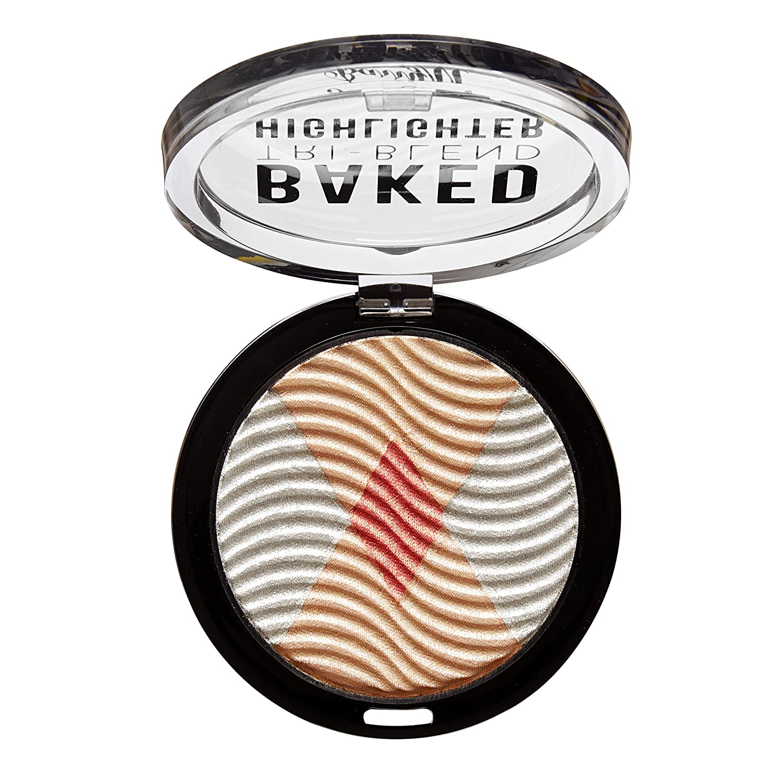 Barry M Cosmetics Barry M Cosmetics Tri Baked Highlighter - Bronze Deco F-TBH2