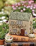 Home sweet home : Une boîte à couture brodée