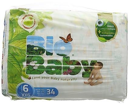 The Water Filter Men del tamaño de la de fotos de bebé paquete de 6 Biodegradable