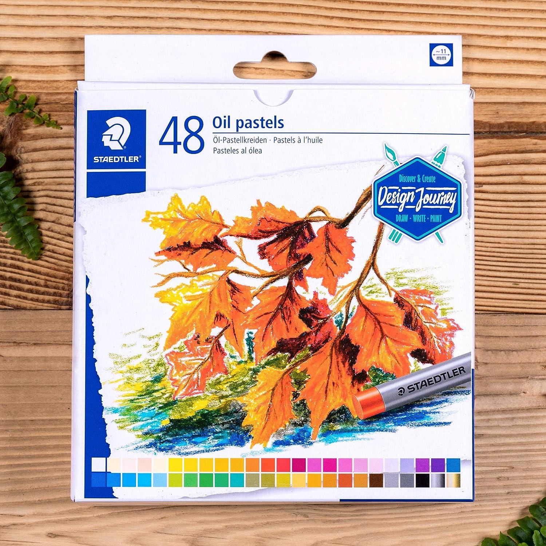 Pack de 48 pasteles STAEDTLER 2420 C48