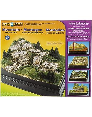 Woodland Scenics - Juego de Diorama Montañas (SP4111)