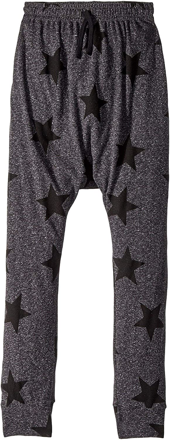 NUNUNU Light Star Baggy Pants