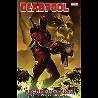 Deadpool Vol. 1: Secret Invasion book cover