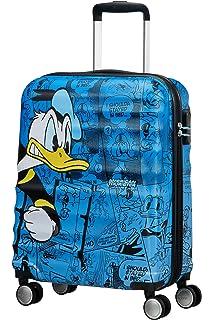 American Tourister - Disney Wavebreaker Spinner 55/20 Marvel Koffer, 55 cm, 36 L, Avengers Rock