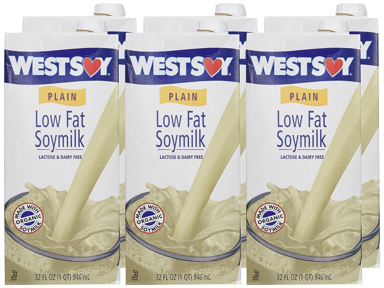 Fat Free Soymilk