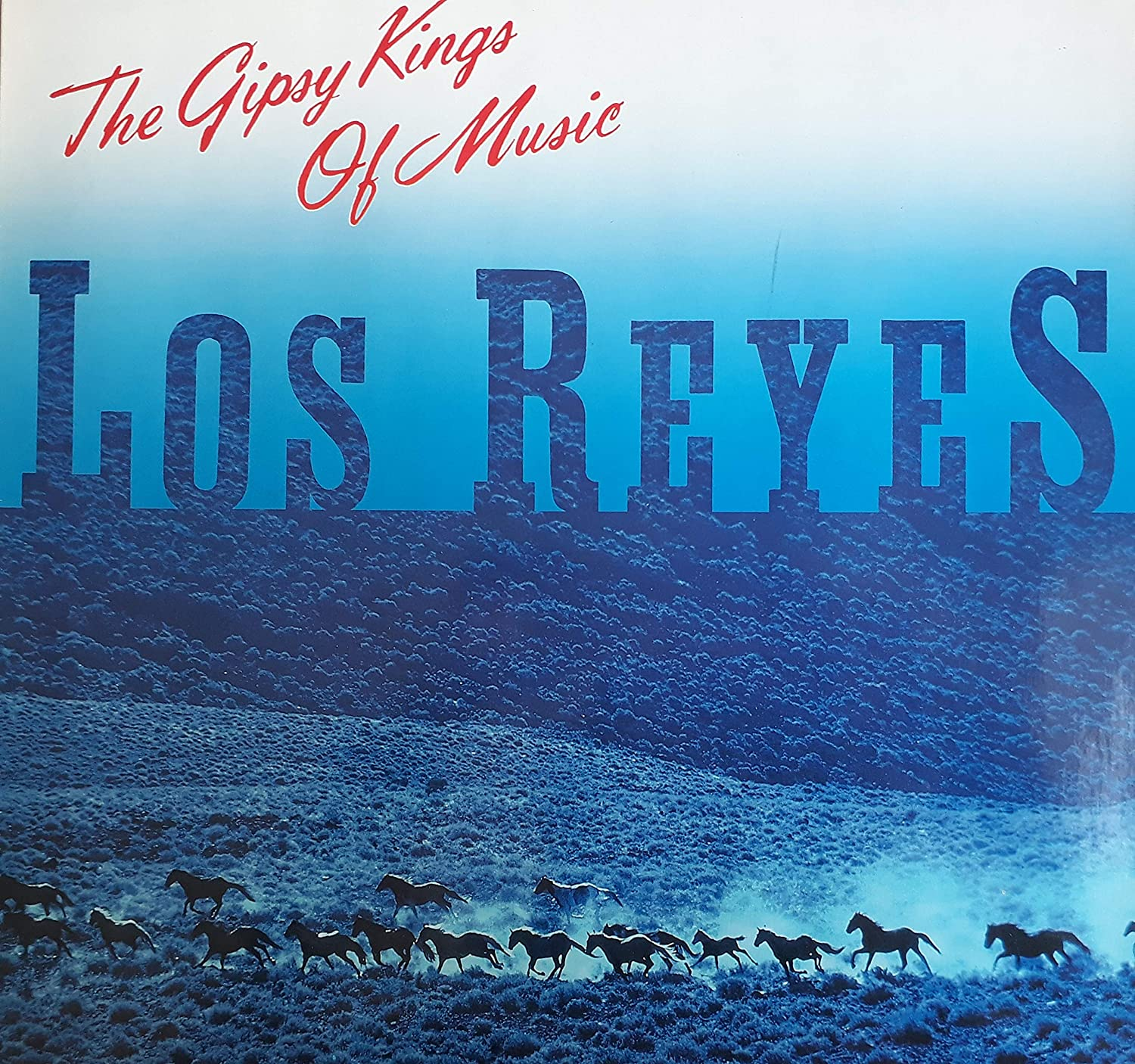 Gipsy kings of music 1988 Vinyl-LP record Limited time for free shipping online shop Vinyl