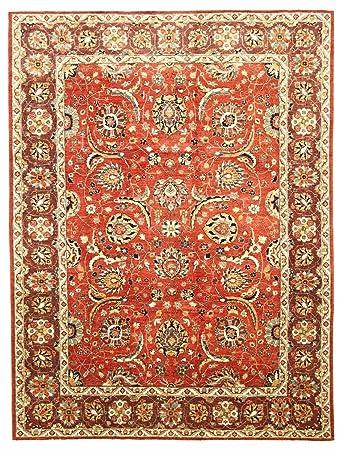 Nain Trading Arijana Klassik 362x272 Orientteppich Teppich Beige