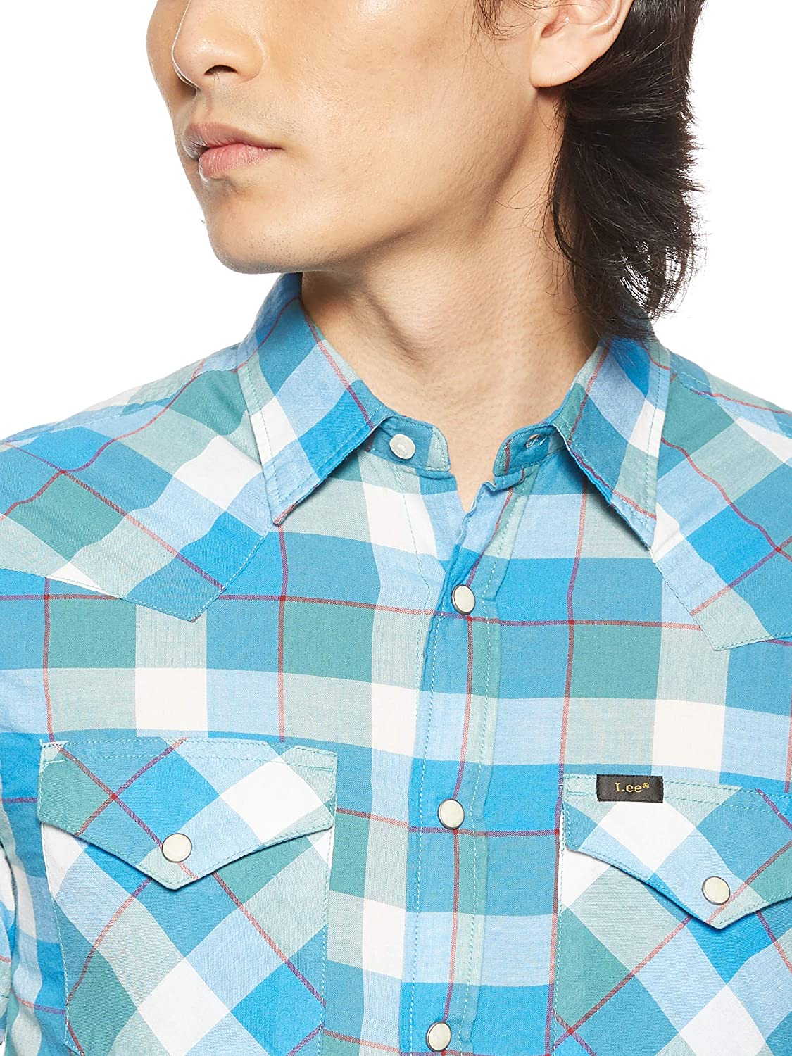 Lee SS Western Camicia Uomo