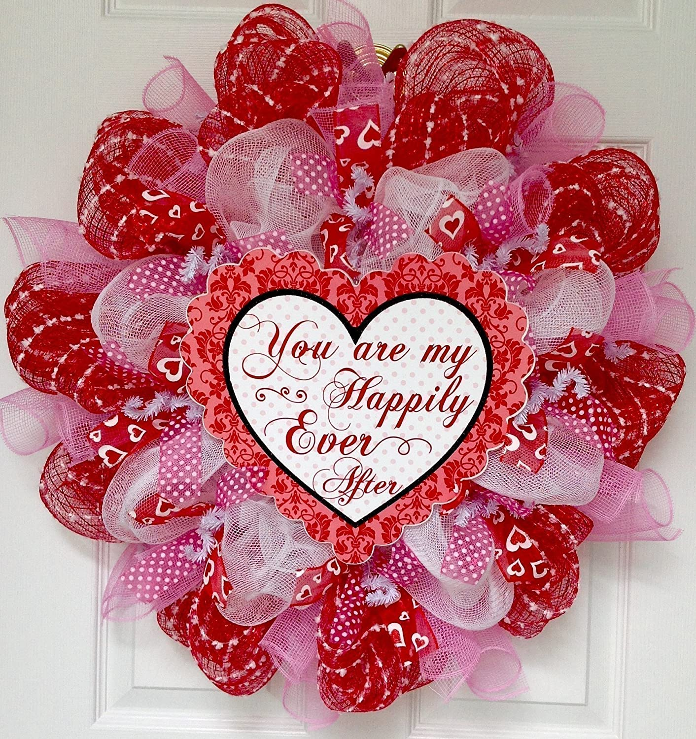 Amazoncom Valentines Day You Are My Happily Ever After Handmade