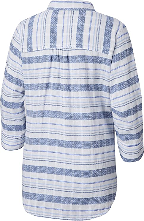 : Columbia Women's Summer Ease Popover Tunic