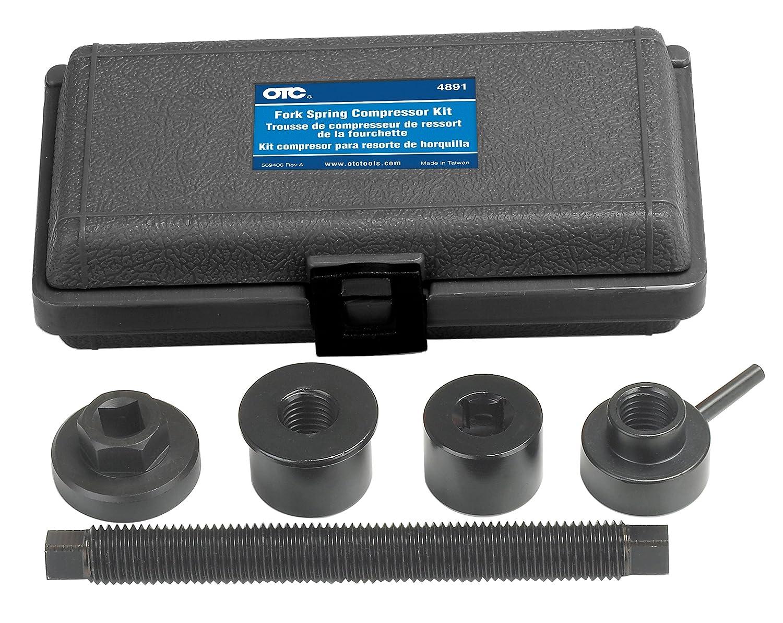 OTC 4891 Fork Spring Compressor Kit