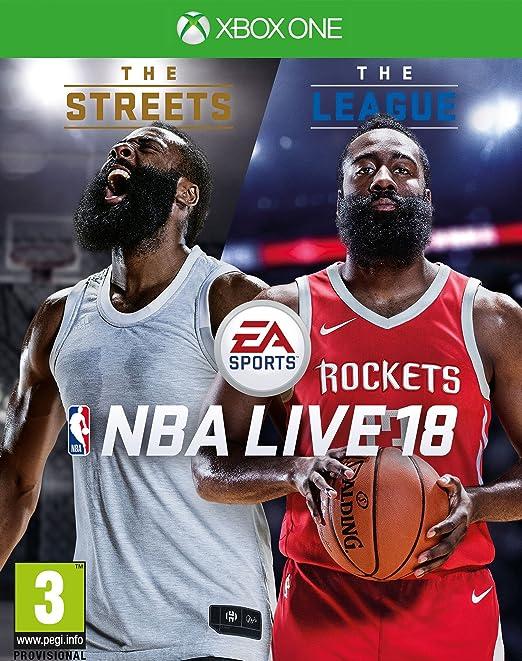 NBA Live 18 - Xbox One [Importación inglesa]: Amazon.es: Videojuegos