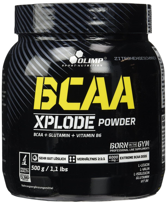 Olimp BCAA Extreme Anabolic Xplode Powder