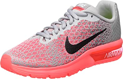 nike air max sequent 2 griogio donna