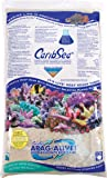 CaribSea Arag-Alive 20-Pound Special Grade Reef Sand, Bimini Pink