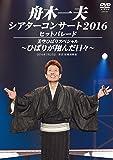 シアターコンサート2016 ヒットパレード/美空ひばりスペシャル -ひばりが翔んだ日々- [DVD]
