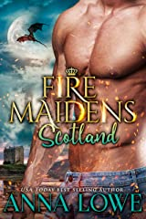 Fire Maidens: Scotland (Billionaires & Bodyguards Book 6) Kindle Edition