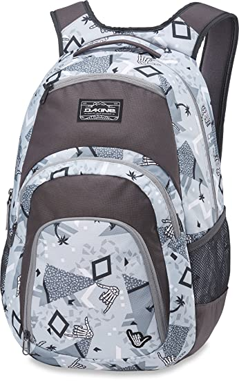 Dakine Mens Campus Backpack, 33l, Party Palm