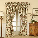 Amazon Com Waverly Curtains For Bedroom Laurel Springs