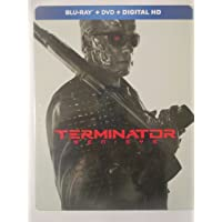 Terminator: Genisys (Blu-ray Steelbook)