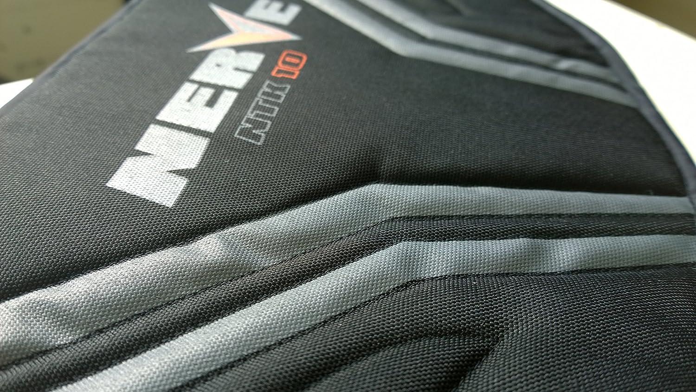Nero S//80 cm NERVE 1514040404/_01 Push Cintura di Sostegno Lombare Fascia