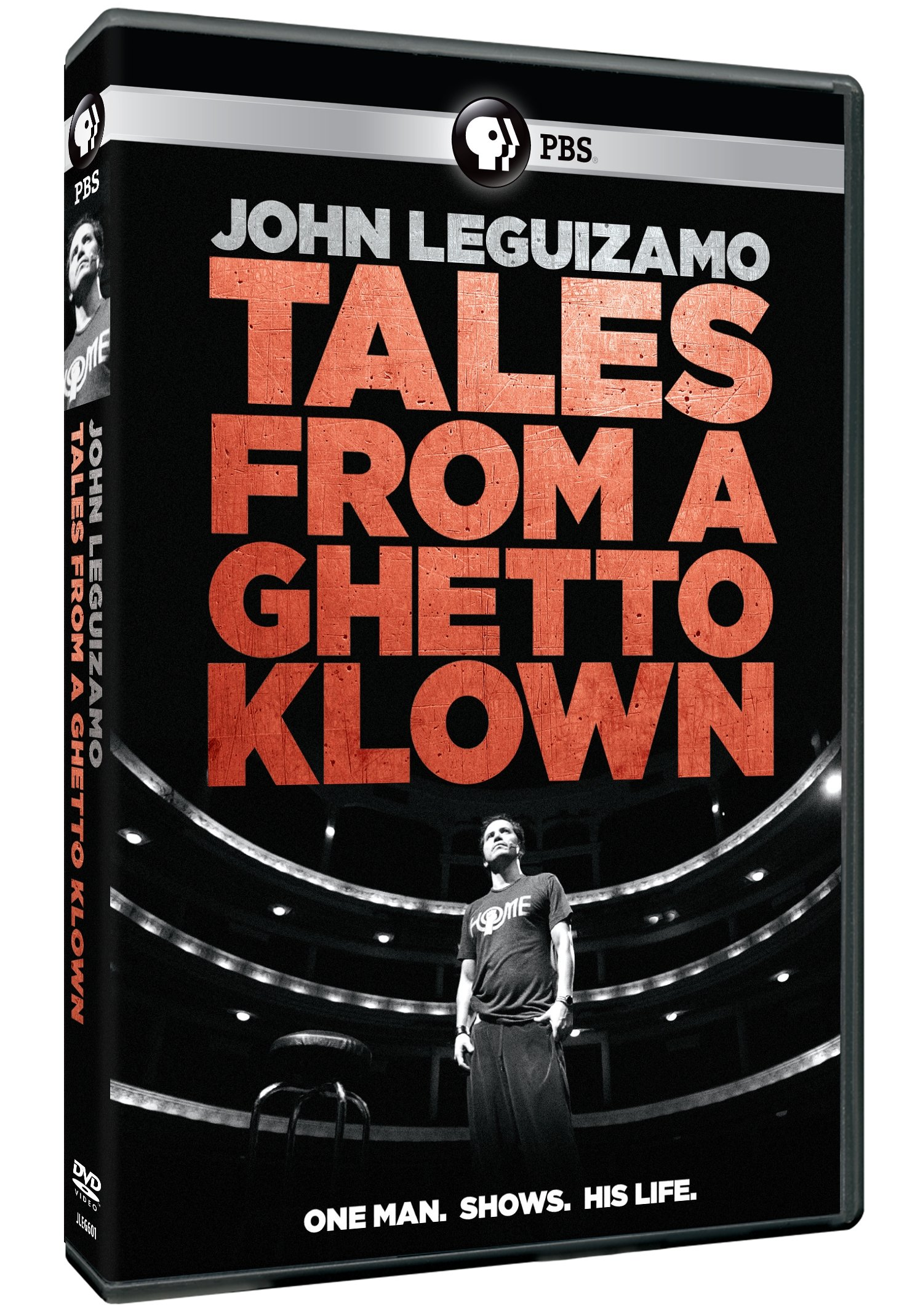 DVD : John Leguizamo: Tales From A Ghetto Klown (DVD)