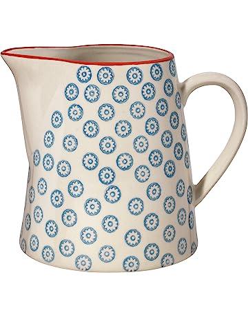 Portmeirion Casa y regalos Jarra de medición Porcelana 13 X 19 X 15 Cm Multi-color