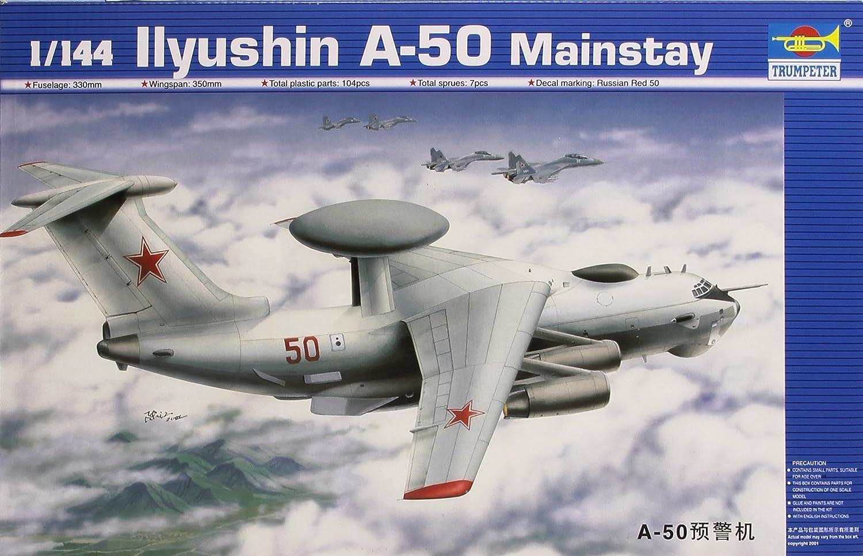 Trumpeter 03903 Modellbausatz Iljushin A-50 Mainstay