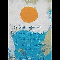 64 Bezinningen en Tekeningen  - 64 Réflexions et Dessins: gebaseerd op de wijsheid der veranderingen: I Tjing  - basés sur la sagesse du livre des transformations: Yi King
