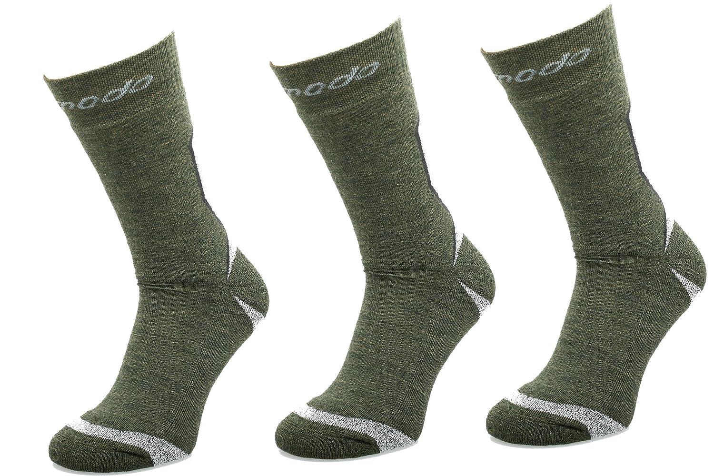 COMODO® STE - Set de 3 - TREKKING EXTREME (Calcetines Caminatas Senderismo Nordic Walking Montañismo): Amazon.es: Deportes y aire libre